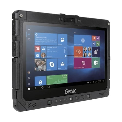 GETAC F110 G4 i5 11.6″ Touch Fully Rugged Tablet