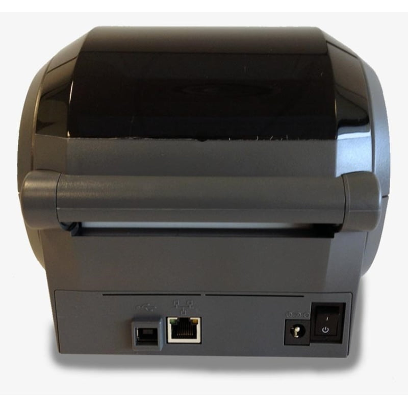 Zebra GK420d - USB - Ethernet Blck/Wht Print