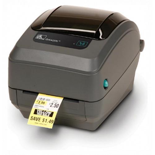 Zebra GK420t - USB-Parallel Serial-Color Print