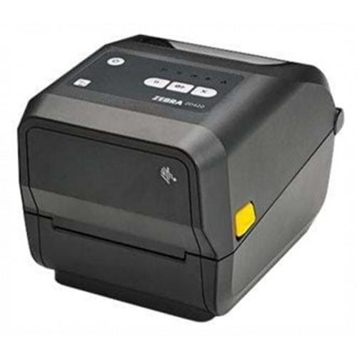 Zebra ZD420d -203DPI - USB - Bluetooth - Black/White Print