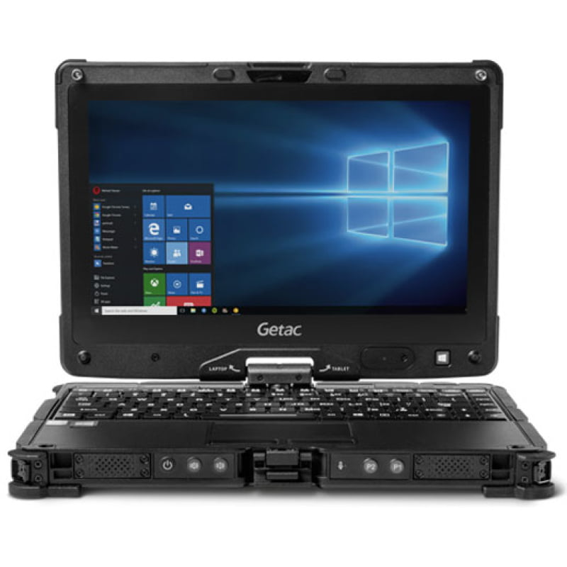 GETAC V110 G4 i7 11.6″ Touch Fully Rugged Convertible Notebook