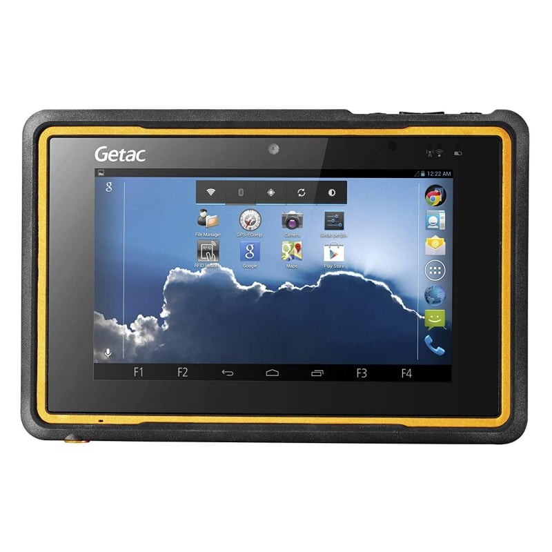 Getac Z710 Fully Rugged Android 4.1 Tablet
